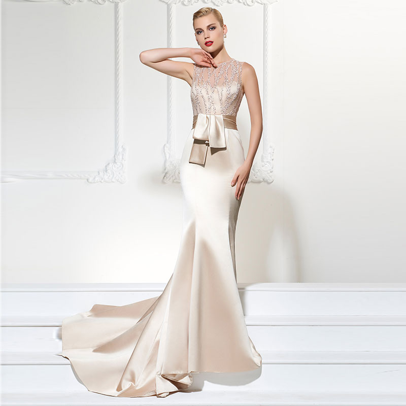 de casamento barato vestido formal uma linha de vestidos de noite