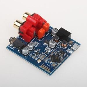 Image 5 - DC 5V HIFI Bluetooth 5.0 APTXเครื่องรับสัญญาณไร้สายสเตอริโอRCAอะแดปเตอร์3.5มม.สำหรับรถชุดหูฟังเครื่องขยายเสียง