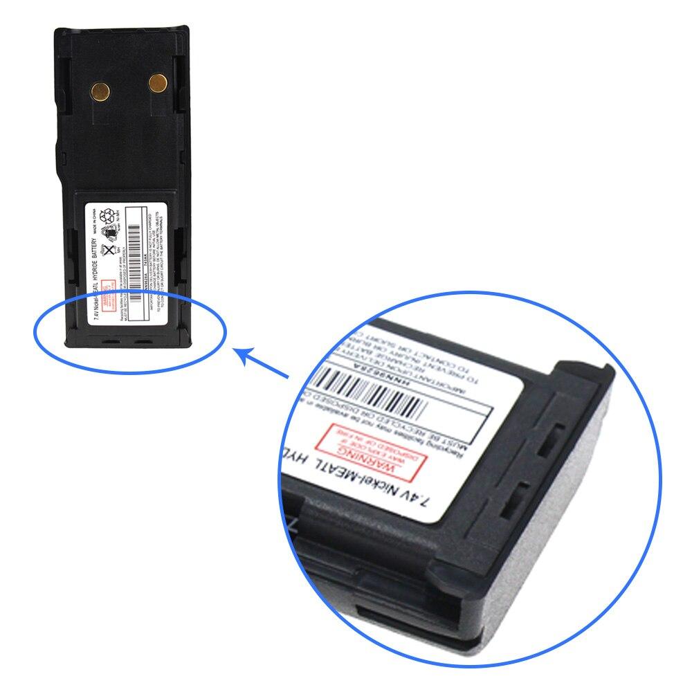 2X 1800mAh Batterie pour Motorola GP300 GTX800 PTX600 PRO3150 P080 P040 MTX638 LTS2000 LCS2000 GTX900 GP88S GP600 GP308 CP250