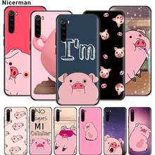 Cartoon Cute Pig Animal Case for Xiaomi