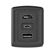 AC Power Charger Dock ฐานอะแดปเตอร์ประเภท C HDMI TV แปลงสำหรับ Nintend NS เกมคอนโซล