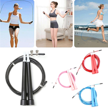 Jump-Ropes Cable-Steel Abs-Handle Exercises Boxing-Sports Training Fitness Adjustable
