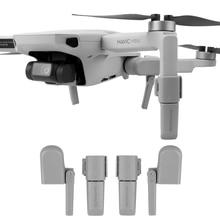 SUNNYLIFE 4 шт. Складная повышающая посадка, удлинительная ножка, подставка для DJI Mavic Mini, аксессуары для дрона