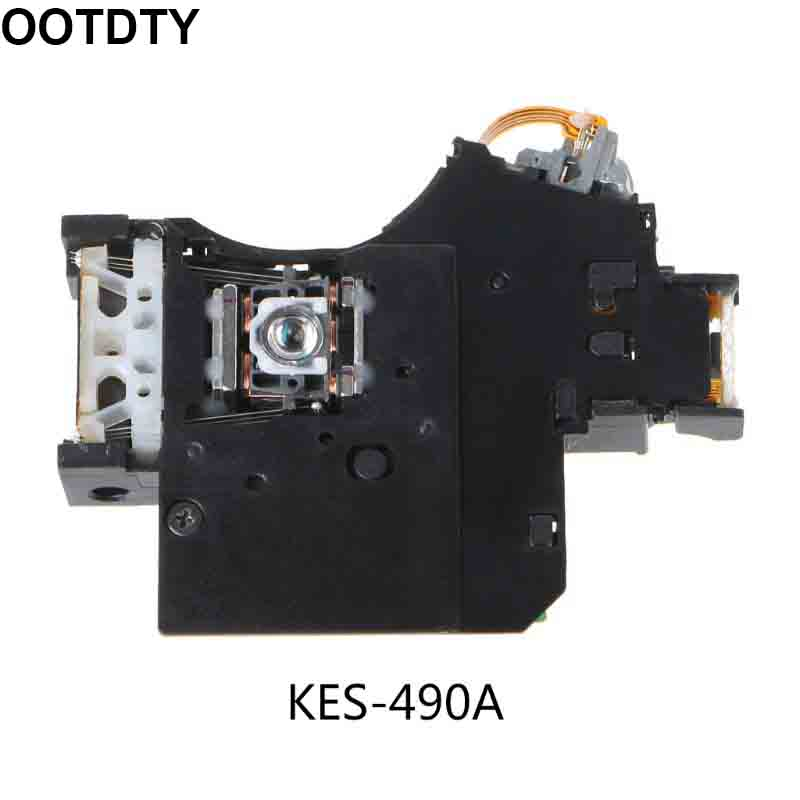 New Optical Lens Head For Playstation 4 PS4 KES-490A KES 490A KEM 490 Game Console Repair Parts Replacement