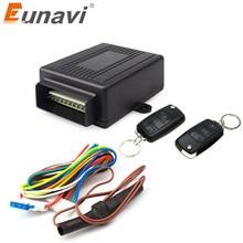 Door-Lock Auto-Remote-Central-Kit Keyless-Entry-System Eunavi Universal New Car 12V Vehicle
