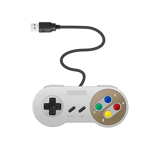 Image 5 - FORNORM USB Controller Gaming Joystick Gamepad Controller for Nintendo SNES Game pad for Windows PC MAC Computer