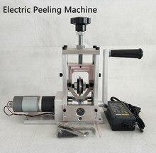Machine à éplucher électrique, dénudeur de fil manuel, dénudeur automatique de câbles en cuivre, outil de recyclage