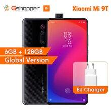In Lager Globale Version Xiao mi mi 9T Rot mi K20 6GB 128GB Smart Telefon Snapdragon 730 octa Core 6,39 AMOLED 48MP Triple Kamera