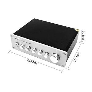 Image 2 - 7.1 Channel Power Amplifier 8x20W 8 ช่องเครื่องขยายเสียงดิจิตอลซับวูฟเฟอร์ Amplificador de AUDIO AMP สำหรับ DIY home Sound Theater