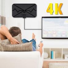 Digital Antenna Amplifier Signal-Booster Aerial Tv-Receiver HDTV Gain High-Signal 50dbi
