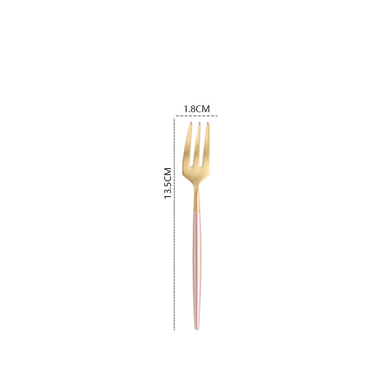1pc tea fork