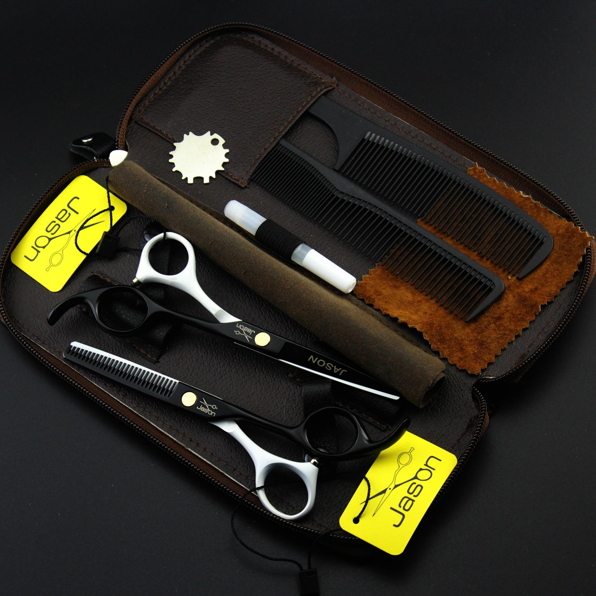 New Professional Hairdressing Scissors 5.5inch Barber Scissors High Quality Salon Set Hair Cutting Shears Scissor Haircut