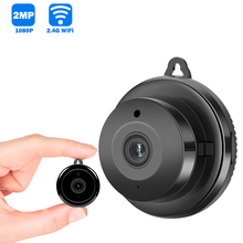 Mini Camera Wifi Home-Security Remote-Monitor Night-Vision 1080P Wireless P2P HD