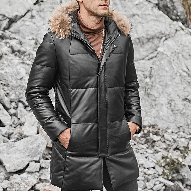 Новая мода, мужской повседневный халат, куртка, китайский стиль, соединенный хлопок, лен, длинный плащ, брендовый, высокое качество, Сплит, му... - 2