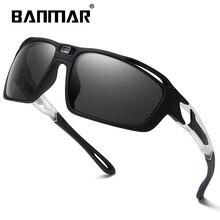 BANMAR New Luxury Polarized Sunglasses Mens Driving Shades Male Sun Glasses Vintage Classic Men Goggle 588