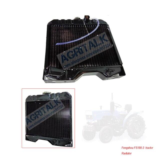 Die heizkörper für Fengshou Immobilien FS180 3 traktor mit motor J285T, teil nummer: