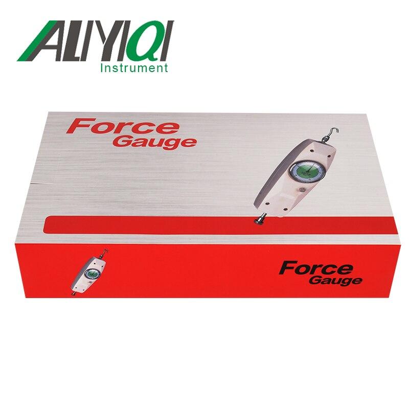 NLB-500 500N аналоговый Pull force калибровочный динамометр измерительные приборы высокого качества динамометр