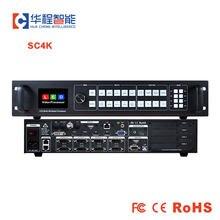 DP port ultra HD 4K video processor multi window 4 channel splicing video processor