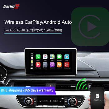 Caelinkit Wireless CarPlay Android Auto  for Audi A3/A4/A4/A5/A6/A7/A8/Q3/Q5/Q5 With AMI Airplay Mirrorlink Auto Connect q5