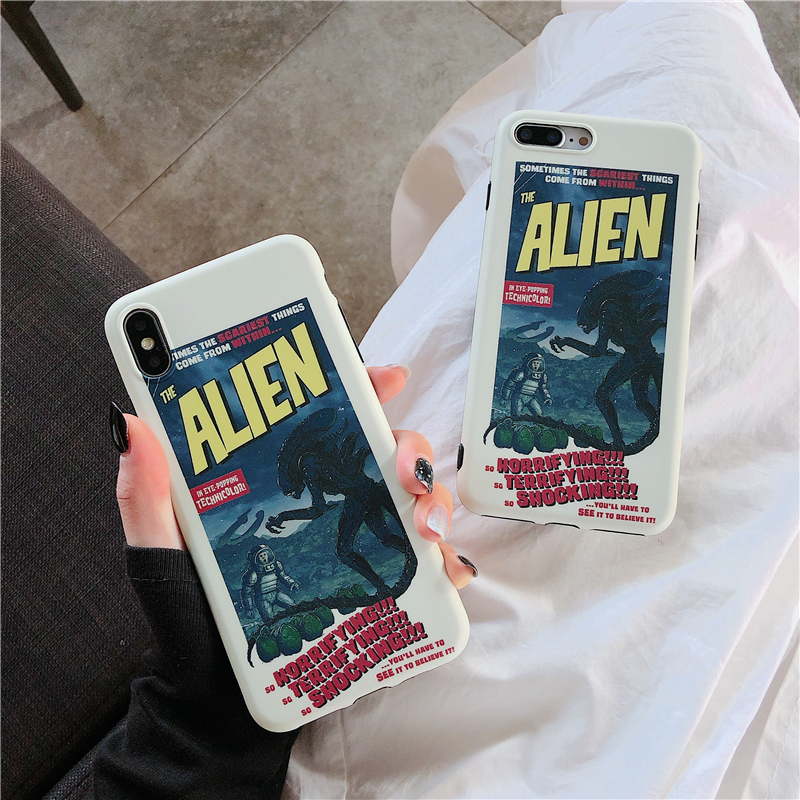 European American movies Phone Cover Case For Iphone X 11 pro Xs Max Xr 10 8 7 6 6s Plus Luxury Soft Matte Couple Coque Fundas|Phone Case & Covers| - AliExpress