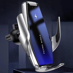 Image 5 - FLOVEME soporte de teléfono inalámbrico para iPhone 11 Pro Max, 7, 8, 11, Samsung S10, S9, S8, soporte de teléfono para coche