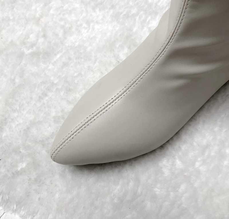 REAVE KEDI Şeker renk düşük topuk diz botları rugan Çizmeler Üzerinde Kayma Mor Sarı Pembe patik
