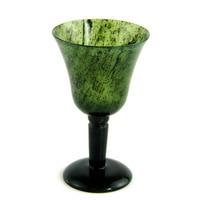 Мандарин утка нефрит черный нефрит светящаяся чашка Кубок для вина с нефритовым бокалом вина