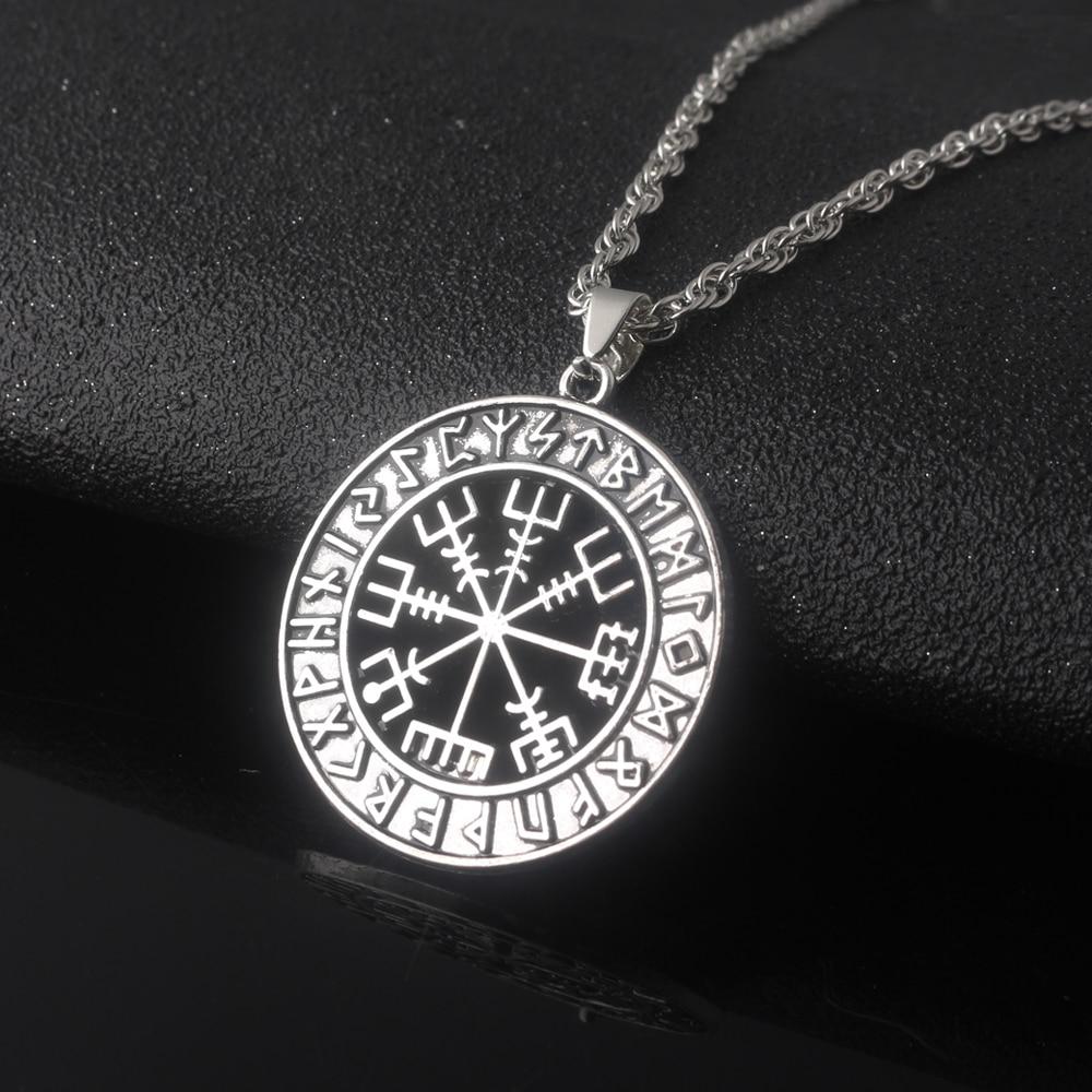 SG Norse Vikings Necklaces Pendants Odin