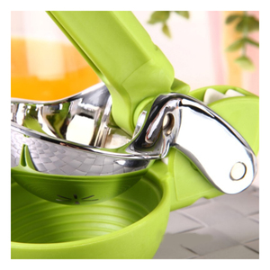 Image 4 - 1 pcs Kitchen small tool stainless steel hand lemon squeezer lemon squeezer lemon clip