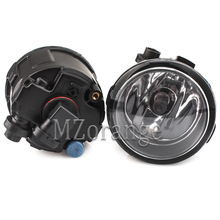 Fog Lights For Nissan Tiida Juke Patrol 3 Y62 2006-2015 Halogen Fog Lamp High Quality 55W 4300K 4000LM 2Pcs beler 2pcs right left fog light lamp with h11 halogen 55w bulb assembly for nissan cube juke murano infiniti ex35 ex37 qx50
