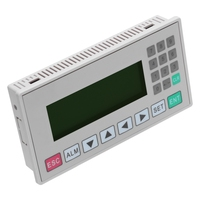 OP320 A טקסט תצוגת 192x64 תצוגת אזור תמיכה 232 485 תקשורת תואם עם V6.5 MD204L  נגד שיבוש 10M DC500V Insul-בחלקי כלים מתוך כלים באתר