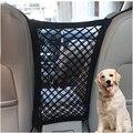 Собака чехлы на сиденья автомобиля защитной сетки Безопасность сумка для хранения домашних животных сетчатая дорожная изоляции на заднем ...