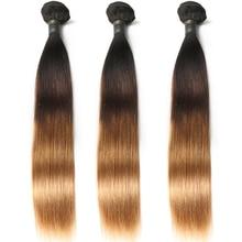 Remy miel cheveux Blonde