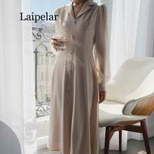 Laipelar 2020 новый осенний женский тонкий модный модельный