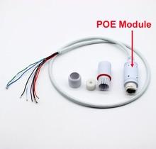 × 4 個防水内蔵 48V POE モジュール LAN ケーブル cctv の ip カメラ用ボード POE アダプタパワーオーバーイーサネット Lan