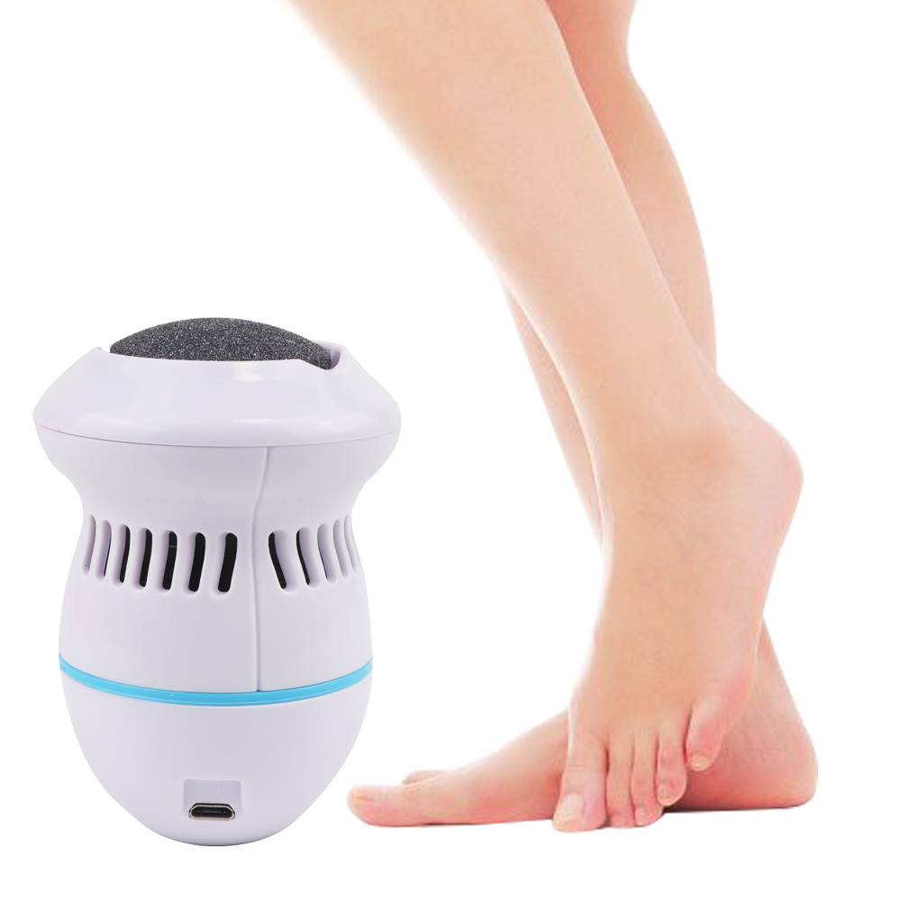 Pedi Remover Vac Rechargeable Electronic Foot Files Clean Tools Feet Care Perfect For Hard Cracked Skin Dropshiping