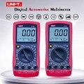 UNI-T UT105 UT107 Автомобильный цифровой мультиметр; AC DC измеритель напряжения постоянного тока; ом тестер диодов; измерение скорости двигателя