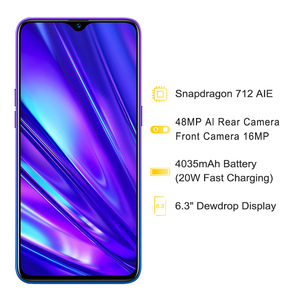 Image 2 - Смартфон OPPO REALME 5 pro, 6,3 дюйма, 4/8 ГБ, 128 ГБ, Android P, 8 ядер, 4035 мАч, 48 МП