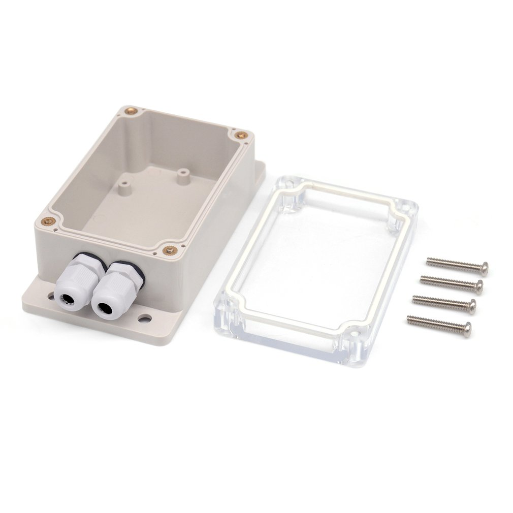IP66 Waterproof Junction Box Waterproof Case Water-resistant Shell Support Sonoff Basic/RF/Dual/Pow For Xmas Tree Lights