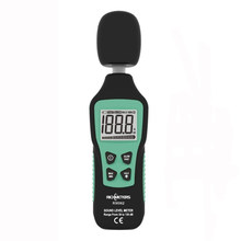 RM062 Sound Level Meter Noise Audio Volume Monitor Decibel with LCD Backlight 30-130dB(China)