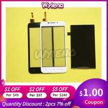 Wyieno Wit/Zwart Sensor Voor Huawei Ascend Y5 Y5C Y541 Y541 U02 Monitor Lcd scherm + Digitizer Touch Screen Vervanging