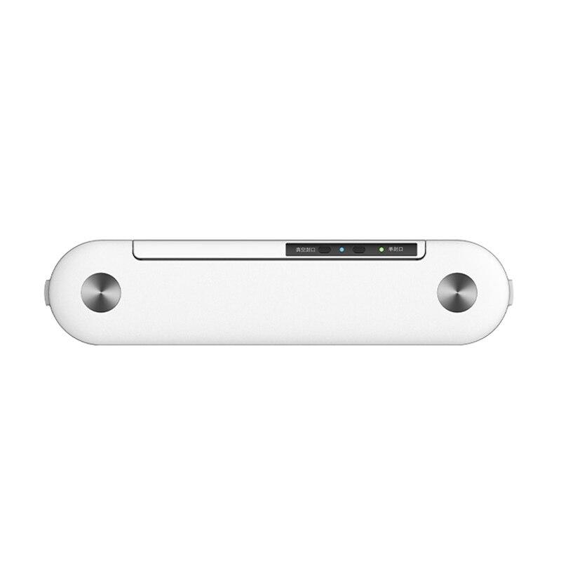 Electric Vacuum Sealer Machine Packaging Machine Food Saver Storage For Home Kitchen Vacuum Air Sealer Packer