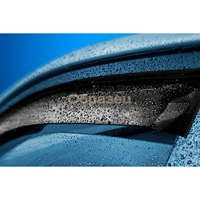 """Window deflector 2 PCs Volvo FH 12 """"straight"""" 1993  patch 