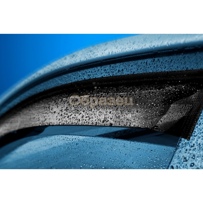 Window Deflector 4 PCs Geely Atlas I 2016 SUV Patch Tape