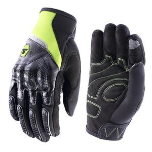 Image 1 - Masontex Touchscreen Summer Motorcycle Racing Gloves Motocross Breathable, Men Women Moto Motorbike Gloves