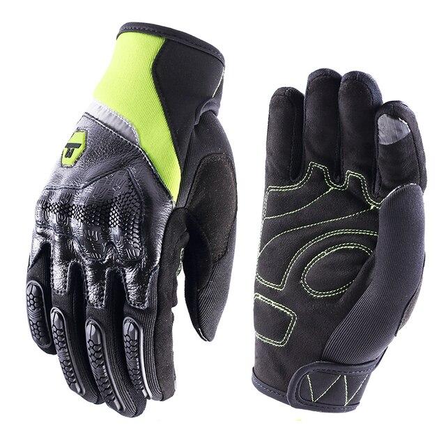 Masontex Touchscreen Summer Motorcycle Racing Gloves Motocross Breathable, Men Women Moto Motorbike Gloves