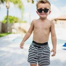 Модные, трендовые Плавки Для Мальчиков пляжные шорты новые летние пляжные шорты для отдыха