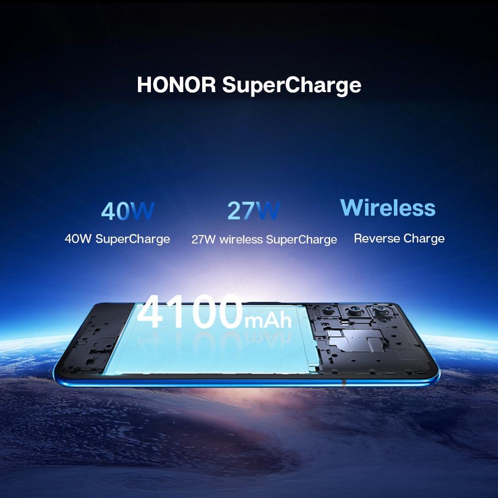 Original Honor V30 Pro Kirin990 5G 7nm Octa core Smartphone 8GB 128GB 256GB 16Core GPU 40mp Triple Camera 40W SuperCharge Android 10 (9)