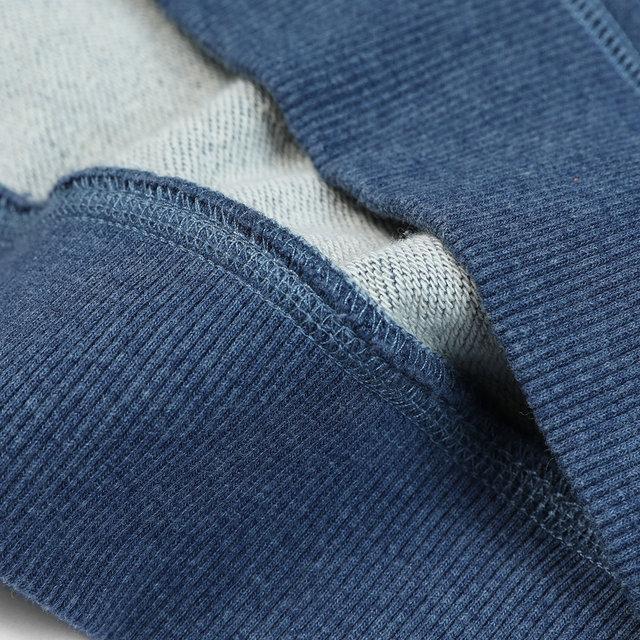 Special Denim Blue Color Sweatshirt for Men