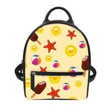women bag large capacity for teenage girls light ladies travel backpack Interesting stars pattern Custom patterns backpacks